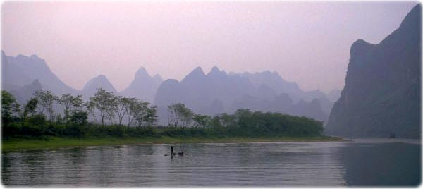 Li River, Guilin China