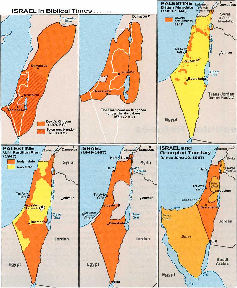Palestine On Map Historical Maps of Palestine Palestine On Map