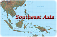 Southeast Asia map